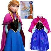 Платье Disney Аны на 5-6год