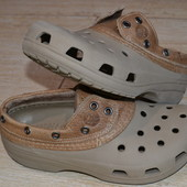 Crocs 38-39 сандалии аквашузы оригинал