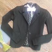 Крассный пиджак H&M, 10-11 лет