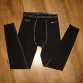Оригинальные компрессионные штаны Nike pro combat, размер М