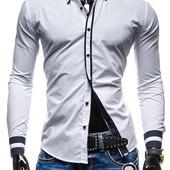 Стильна мужская рубашка