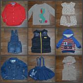 Одежда для мальчиков и девочек 0-12 лет