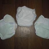 Многоразовые подгузники Modern baby от рождения до 9 кг