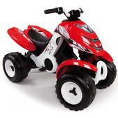 Электромобиль Квадрoцикл X Power Smoby 33048