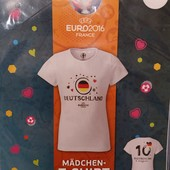 Футболки для девочки 134-164 Германия