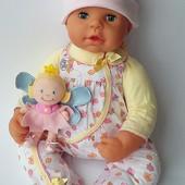 Кукла пупсик интерактивный Шу шу Zapf Creation Германия
