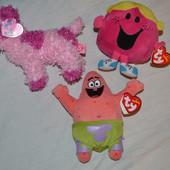 новые TY брендовые коллекционные игрушки отличный подарок