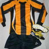 футбольная форма  9-10 лет