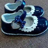 Туфельки на малышек ВВТ. Р-ры 21-26