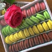 Макаруни ,вкусная сладость ящик 95 гр