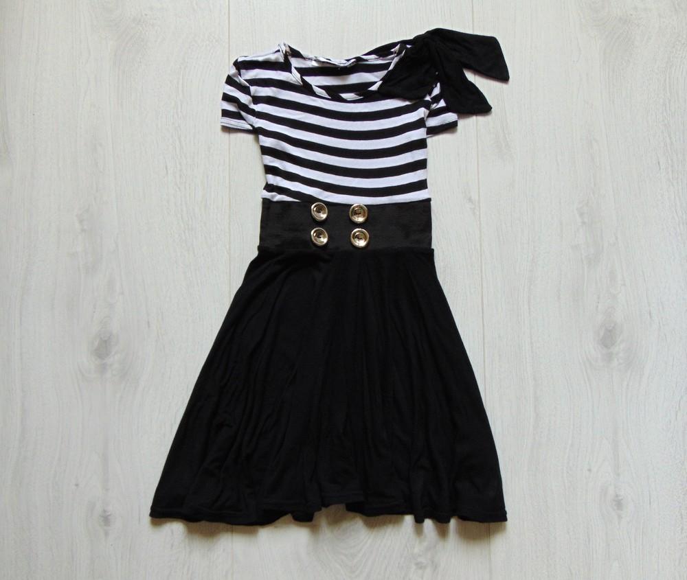 e44a0a4ba43 Стильное платье в морском стиле для девочки. tammy. размер 8-9 лет ...