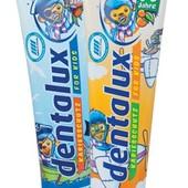 Детская зубная паста Dentalux 0-6 лет 100мл Германия