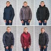 Куртки мужские осень-весна Р 44-60