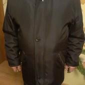 Куртка для крупного мужчины