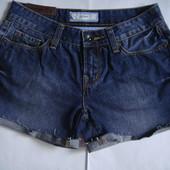джинсовые шорты для девочки 8-9 лет Fat Face