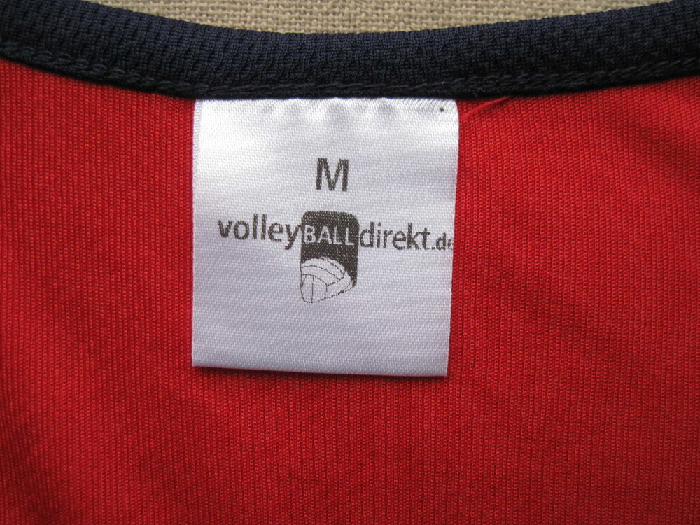 Volleyballdirect (m) спортивная майка мужская фото №3