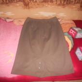 теплая юбка женская р 46-48