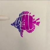Волшебные фломастеры  меняющие цвет (карандаши Эйрбраш Меджик Рэнс)
