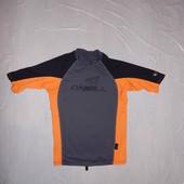 р. 128-134-140, термобелье база футболка O'Neill с коротким рукавом