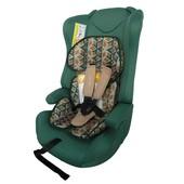 Автокресло 1/2/3 Log's Seat Babyhit Китай зеленый 12122442