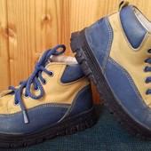 Кожаные ортопедические ботинки Superfit