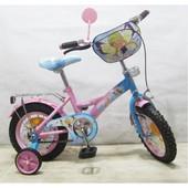 Детский 2-х колесный велосипед 12 дюймов T-21223