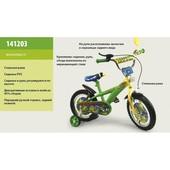 Детский 2-х колесный велосипед 12 дюймов 141203