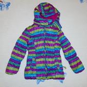 Красивенная куртка на девочку Outburst в идеальном состоянии