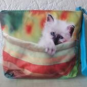 Очаровательная детская сумочка