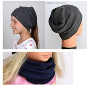 Шапка-бандана-шарф-хомут разные цвета
