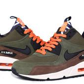 Кроссовки Nike Air Max 90 Mid деми, р. 42-45, код mvvk-1156