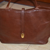 Valentina сумка кожаная made in Italy