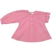 Блузочка розовая. 68р.