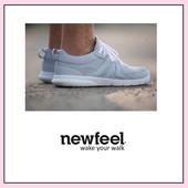 Легкие женские кроссовки Newfeel Decathlon