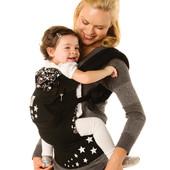 Эргономический рюкзак Ergo baby Carrier. С вкладышем для новорожденных