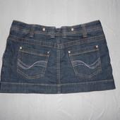M-L, поб 48-50, юбка джинсовая George