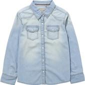 Джинсовая рубашка Next ( 8 лет)
