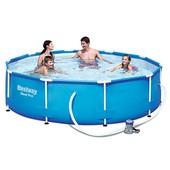 Каркасный бассейн Bestway 56408 (305х76 см)