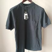 Мужская футболка черная М