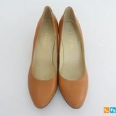 Туфли женские из натуральной кожи San Marina 38 размер (арт. 2350)