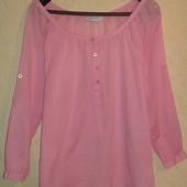 Легкая натуральная блуза Papaya ( M-L )