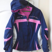 Деми курточка на девочку, 7-8 лет