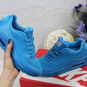Кроссовки женские Nike Air Max Blue