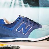Кроссовки New Balance blue 36-40