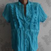Блузка F&F в идеальном состоянии Батал