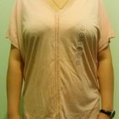 Cтильная футболка Yessica C&A,XL