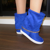 Очень стильные сапоги -ботинки