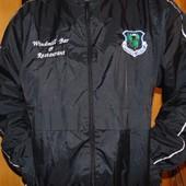 Спортивная фирменная футбольная курточка ветровка Gamet (Геймет).л
