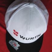 Würth кепка бейсболка мужская натуральная