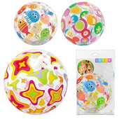 Мяч 59040  разноцветный, 51 см